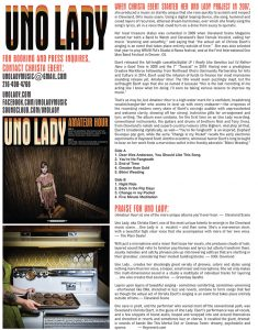Uno Lady one-sheetsm